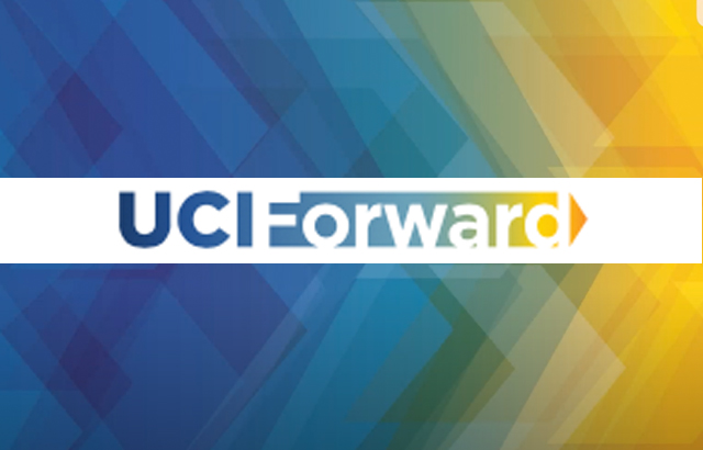 UCI Forward graphic