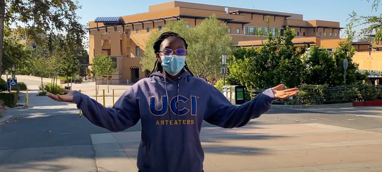 image of UCI Campus Virtual Tour video