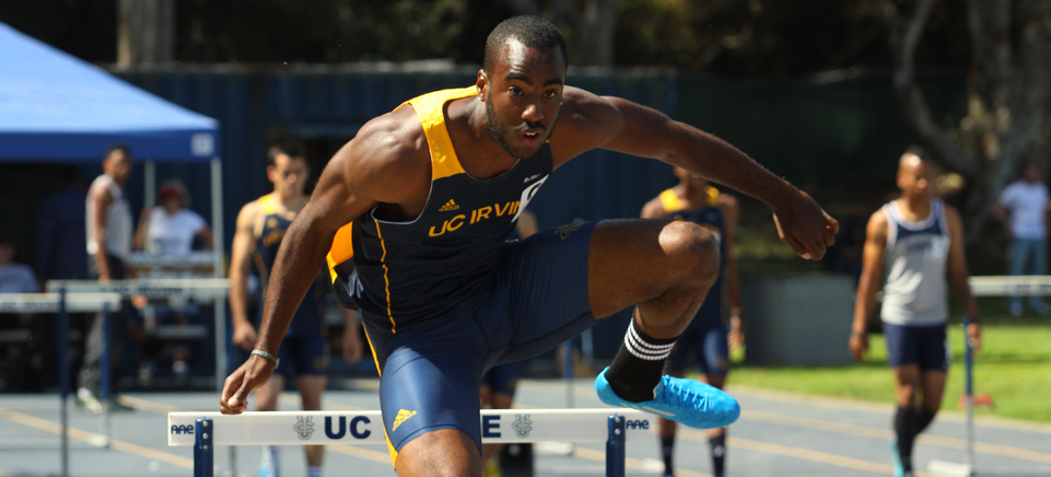 James Douglas, Men's Track & Field