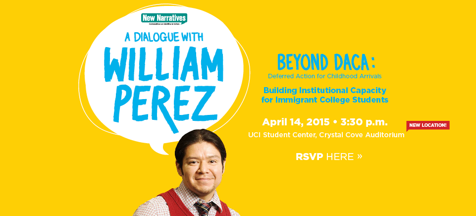New Narratives: A Dialogue with William Perez
