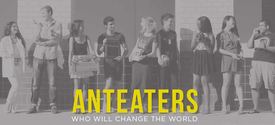 Anteaters who will change the world »