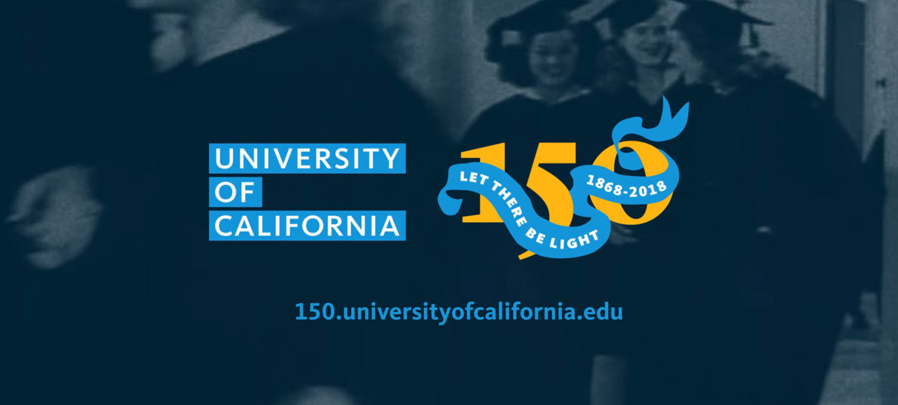 Celebrating 150 years of being boldly Californian.