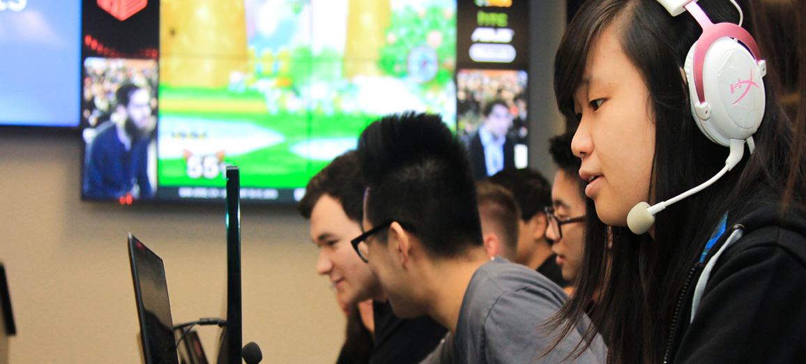 UCI students compete at eSports